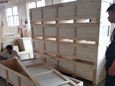包装木箱浅谈木箱包装标签材料类型