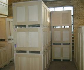 木箱包装的外观设计相关要求